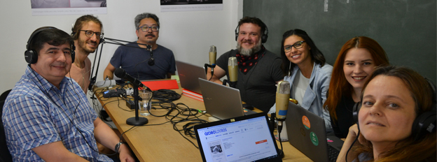 Podcast do PublishNews recebe Vitor Tavares